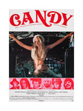 Candy, 1968 Art