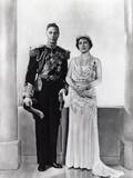 King George Vi and Queen Elizabeth of England, 1939 Photo by Dorothy Wilding