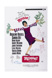 Rosie!, Rosalind Russell, 1967 Posters