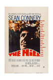 The Hill, Sean Connery (Front), 1965 Art