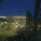 Night View of the Roman Colosseum, 70-80 A.D. Photo