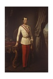 Franz Joseph I of Austria Prints by Francesco Hayez