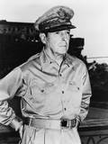General Douglas Macarthur in the Last Days of World War 2, August 24. 1945 Photo