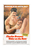 Rider on the Rain, (Aka Le Passager De La Pluie), from Left: Charles Bronson, Marlene Jobert, 1969 Posters