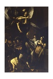 Seven Acts of Mercy Posters by  Caravaggio