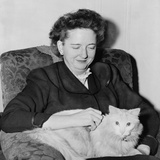 Elizabeth Bentley Was an American Spy for the Soviet Union from 1938 to 1945 Photo