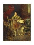 Emperor Ferdinand I of Austria Print by Giuseppe Molteni
