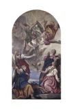 Glory of Angels Kunstdrucke von Paolo Veronese