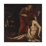 The Good Samaritan Giclee Print by Joachim Von Sandrart
