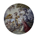 New Born Baby, Allegory of Spring Prints by Fedele Fischetti