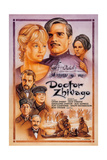 Doctor Zhivago, 1965 Art