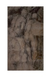 Group of Armigers (Soldiers), C. 1546 Posters by  Michelangelo Buonarroti