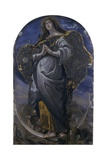 Immaculate Conception of the Virgin Mary in Her Mother's (St. Anne) Womb, 17th C. Prints