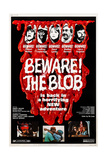 Beware! the Blob, (Aka Son of Blob), 1972 Posters