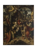 Adoration of the Magi, C.1515-20 Posters by Jan de Beer