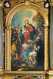 Virgin Mary with Child and Saints Photo by Francesco and Giovanni Antonio Guardi