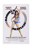 Restless, (Aka Sin Aka the Beloved), Raquel Welch, 1971 Print