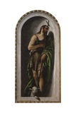 Saint John the Baptist, Ca. 1550-80 Art by Paolo Veronese