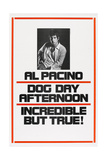 Dog Day Afternoon, Al Pacino, 1975 Posters