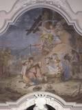 Natività Poster di Francesco Zugno