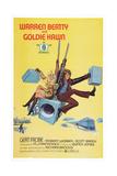 $, (Aka Dollars), from Left: Goldie Hawn, Warren Beatty, 1971 Art