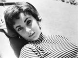 Elizabeth Taylor, Ca. 1954 Photo