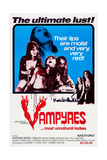Vampyres, 1974 Art