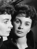 Footsteps in the Fog, Jean Simmons, 1955 Photo