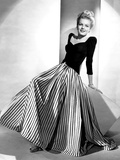 Home in Indiana, June Haver, in a Gown by Bonnie Cashin, 1944 Photo