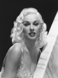 Mamie Van Doren, Paramount Portrait, 1957 Photo
