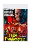 Lady Frankenstein, (Aka La Figlia Di Frankenstein), 1971 Posters