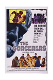 The Sorcerers, Boris Karloff (Rear), 1967 Posters