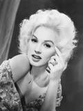 Sex Kittens Go to College, Mamie Van Doren, 1960 Photo