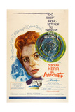 The Innocents Art: Center: Deborah Kerr, 1961 Posters