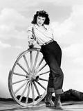 Relentless, Marguerite Chapman, 1948 Photo