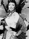 The Parson and the Outlaw, Marie Windsor, 1957 Photo