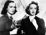 Dark Victory, from Left, Geraldine Fitzgerald, Bette Davis, 1939 Photo