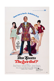 The Love God, Don Knotts, 1969 Posters