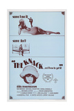 The Knack...And How to Get It, from Top: Ray Brooks, Michael Crawford, Rita Tushingham, 1965 Posters