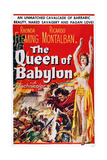 The Queen of Babylon, (Aka La Cortigiana Di Babilonia), Rhonda Fleming (Right), 1954 Posters
