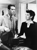 Take a Letter, Darling, from Left: Fred Macmurray, Rosalind Russell, 1942 Photo