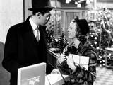 The Shop around the Corner, from Left, James Stewart, Margaret Sullavan, 1940 Poster
