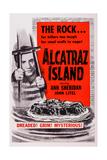 Alcatraz Island, John Litel, 1937 Print