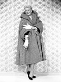 Forever Female, Ginger Rogers in Tweed Greatcoat Designed by Edith Head, 1953 Posters