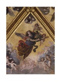 Angels and Cherubs in Exaltation of Christ's Passion Posters by Orazio Fidani