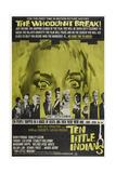 Ten Little Indians, (Aka Agatha Christie's Ten Little Indians), 1965 Plakat