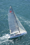 Yacht Competes in Team Sailing Event, California Photo