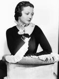Sylvia Sidney, 1934 Photo