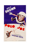 Polo Joe, Joe E. Brown, 1936 Print