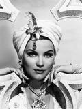 The Loves of Omar Khayyam, Debra Paget, 1957 Foto
